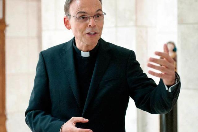 Zeitung: Limburger Bischof am Montag beim Papst