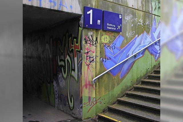 Bahnhöfe am Hochrhein im BZ-Test