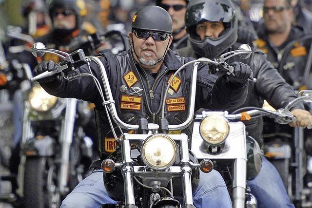 Motorradrocker – Die ganz harte Sorte