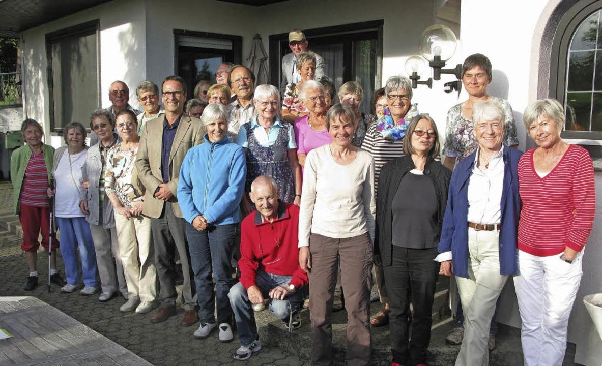 Die Jahresfahrt der bürgerschaftlich E...hrte nach Unter- und Oberharmersbach.   | Foto: ZVG