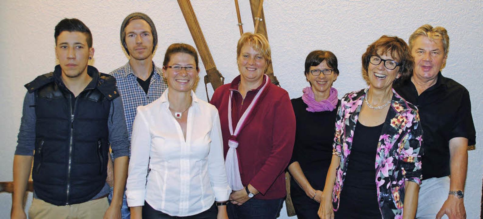 Sie führen den Skiclub Binzen (von lin...ber, Heidrun Rosskopf und Klaus Esch.   | Foto: norbert sedlak