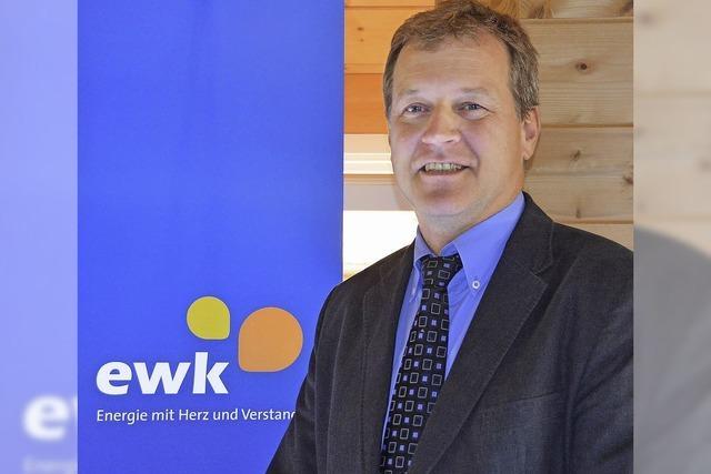 EWK will der Energiewende ein Gesicht geben