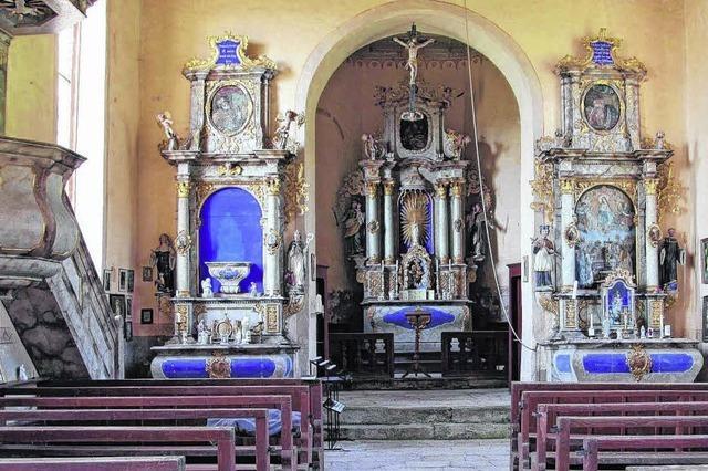 Bürgerinitiative will Neudinger Kapelle retten