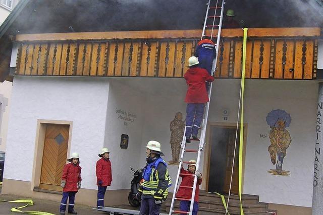 Feuerwehr Bonndorf: Gelungenes Jubiläumsfest