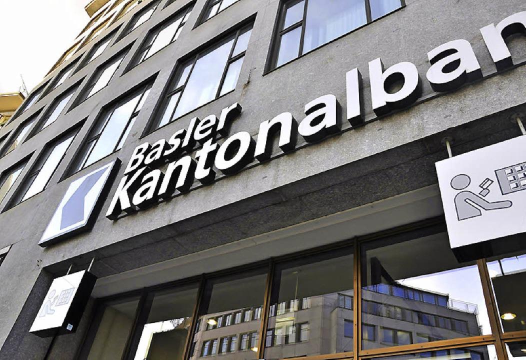 Soll klarere Leitplanken bekommen: die Basler Kantonalbank.     Foto: Gramespacher