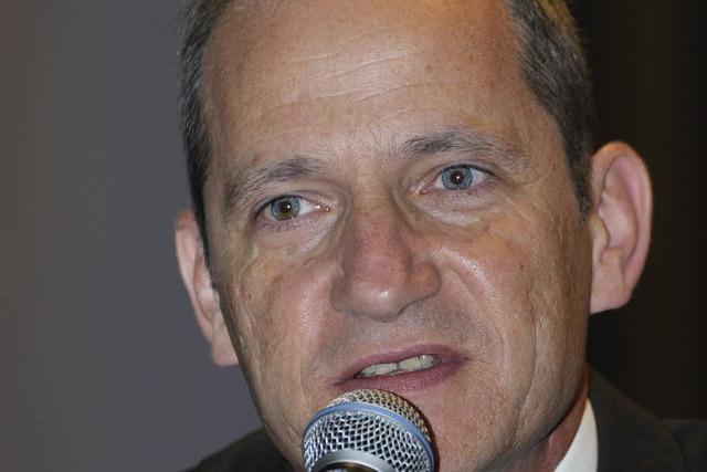 Bürgermeisterwahl in Weisweil: Baumann liegt klar vorne