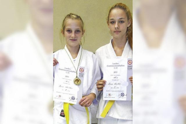 Erfolg für Arina Gluschkov