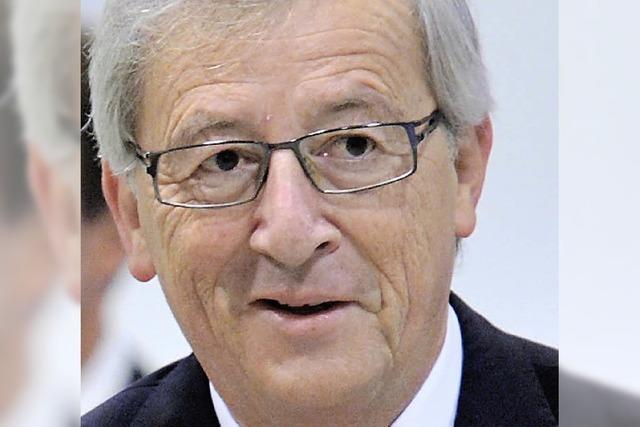 Juncker könnte es noch einmal schaffen