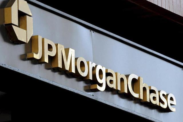 US-Bank JP Morgan zahlt 13 Milliarden Euro