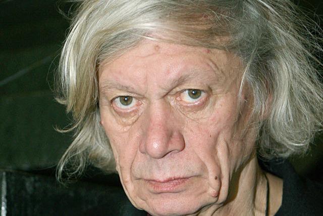 Der Theaterregisseur Dimiter Gotscheff ist tot
