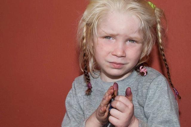 Eltern gesucht: Die Welt rätselt über den Fall der kleinen Maria