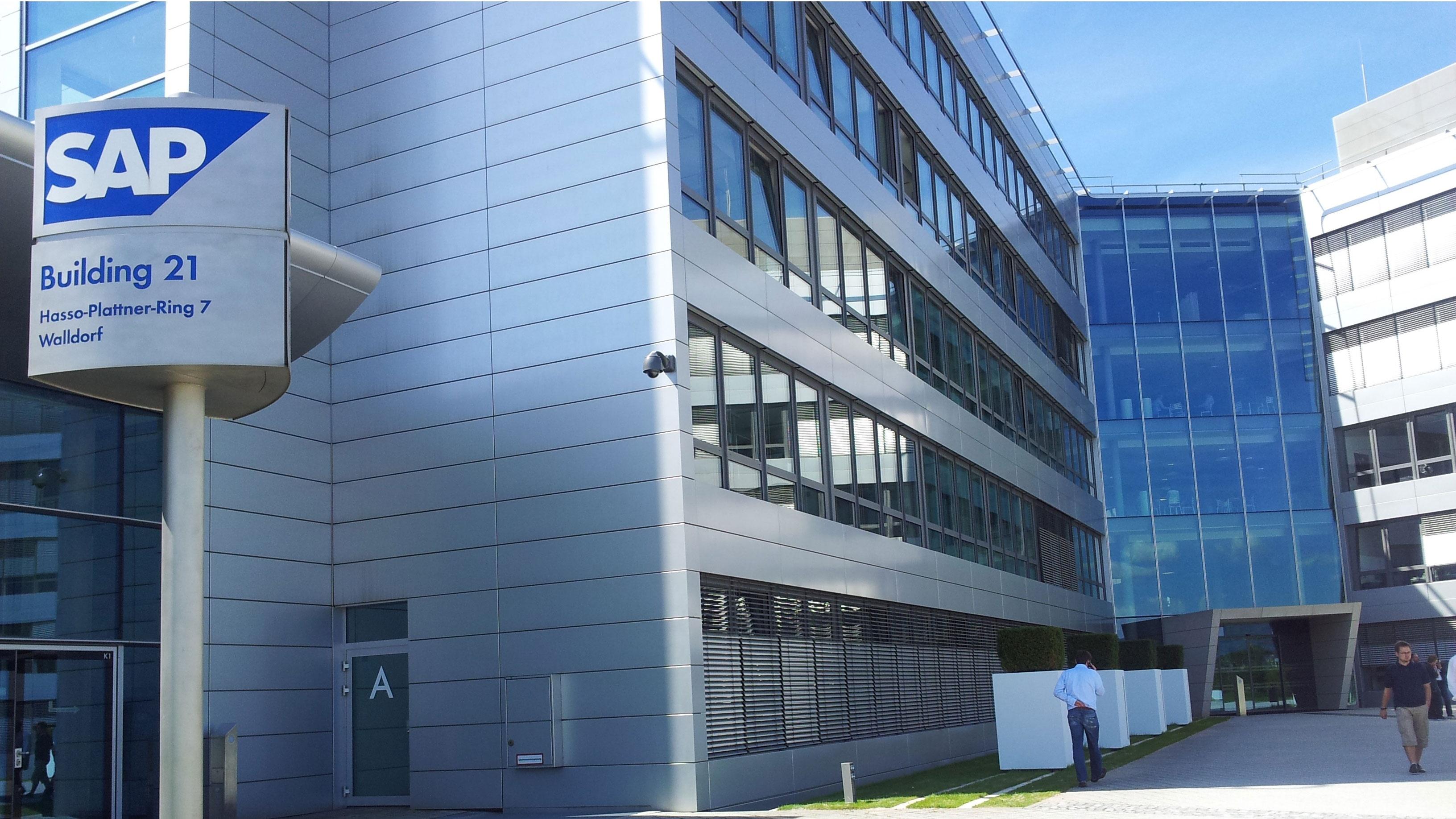 Starker Euro bremst Umsatzwachstum von SAP puter News