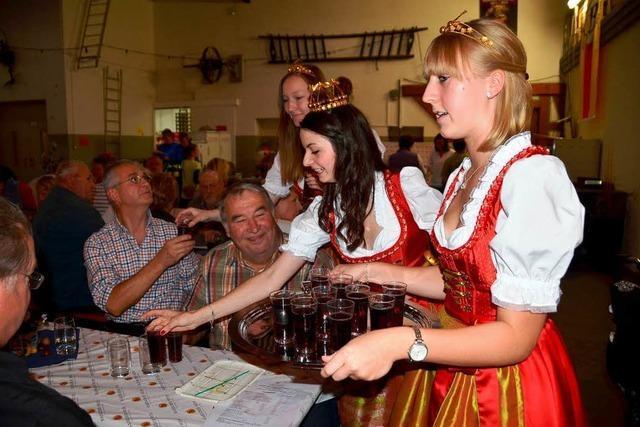 Genussreiches Herbstfest