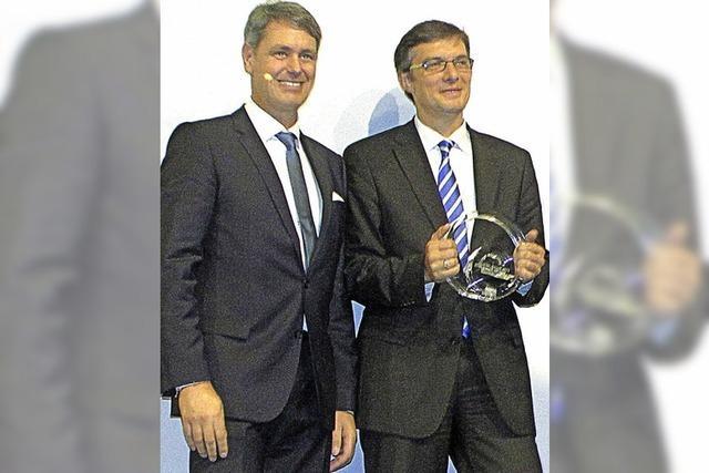 Bayrischer Staatspreis für Wampfler