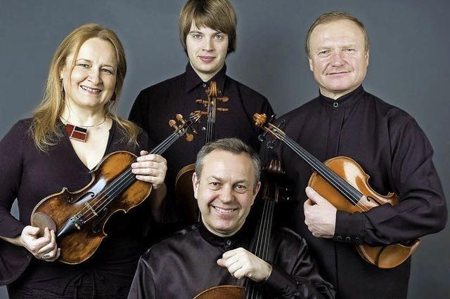 Das Vlach-Quartett aus Prag gastiert in Grenzach