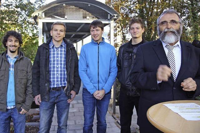 Fünf ehemalige TGler schaffen eine neue Brücke