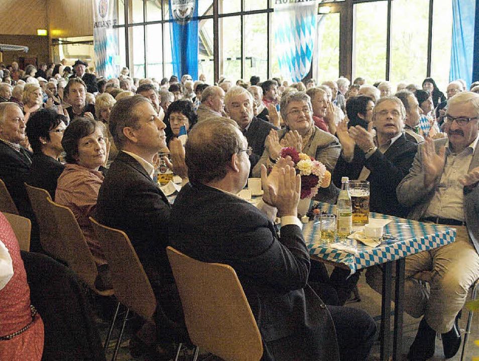Die Beliebtheit des Bayerischen Frühsc...ar auch in der 20. Auflage ungebrochen  | Foto: Karin Stöckl-Steinebrunner