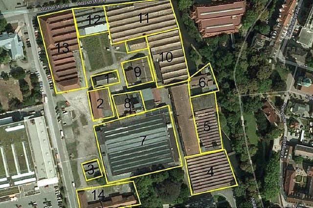 Spinnerei wird abgerissen - Millionen werden in neues Wohnquartier investiert