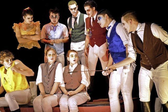 """""""Politisches Theater ist keine Kunst"""""""