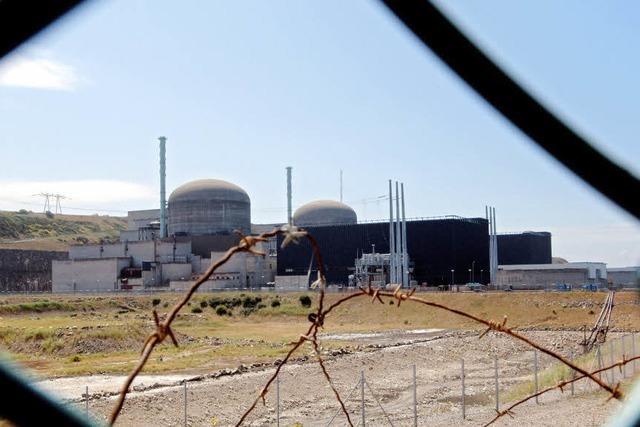 In England entstehen zwei neue Atomkraftwerke