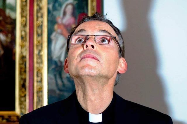 Limburger Bischof beim Papst – Rätselraten nach den Gesprächen
