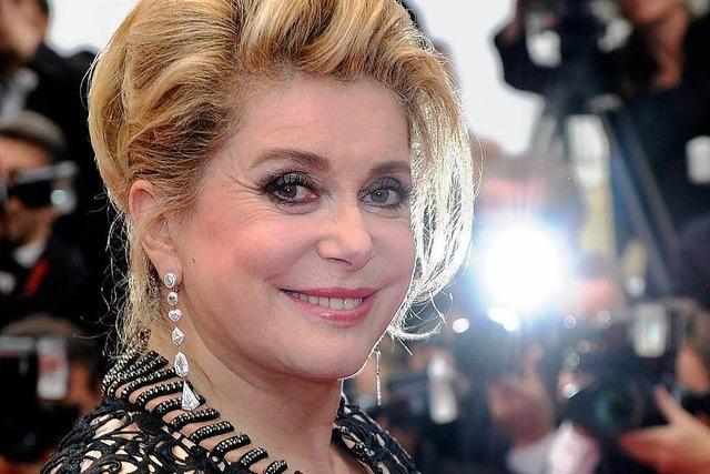 Grande Dame, Femme Fatale: Catherine Deneuve wird 70