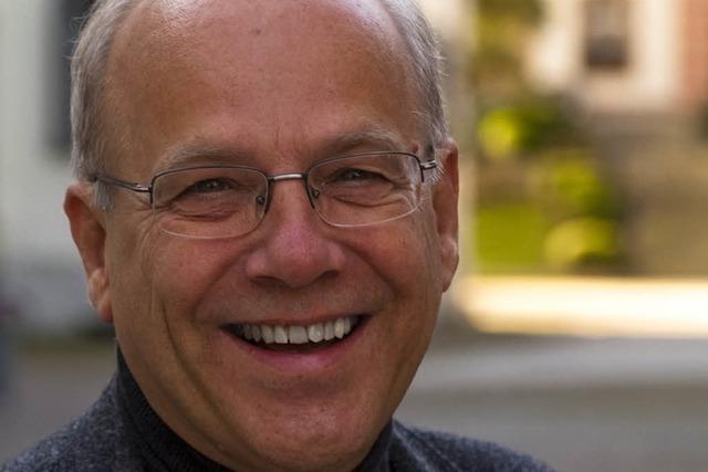 Jesuit Klaus Mertes: