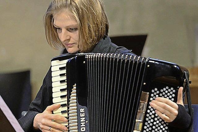 Breisgauer Akkordeon-Orchester in Gundelfingen