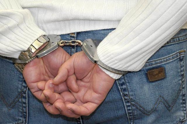 Fünf mutmaßliche Räuber sind in Untersuchungshaft