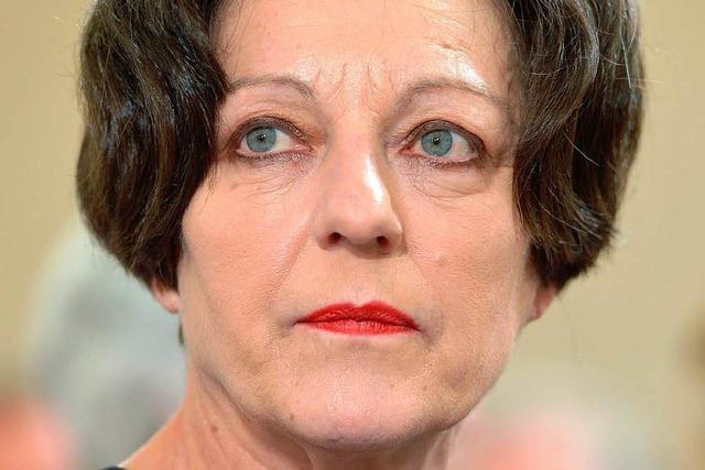 Literaturnobelpreisträgerin Herta Müller in der Helios-Klinik