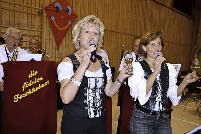 Gelungenes Comeback für Kilwi des Musikvereins