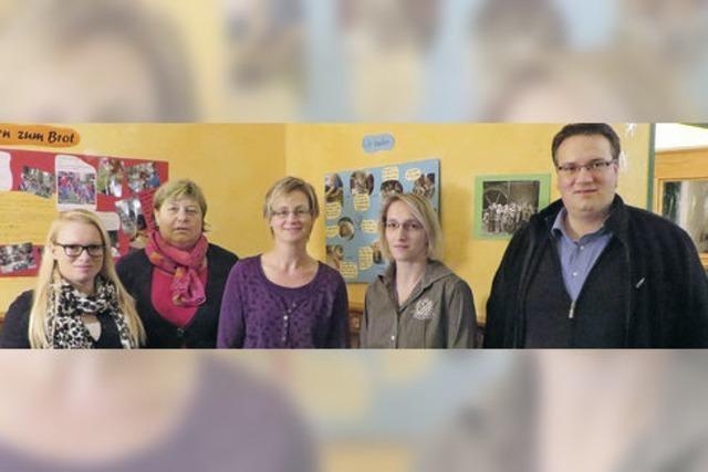 Veränderungen im Kindergarten Lausheim