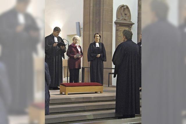 Bindeglied zwischen Kirche und Kommune
