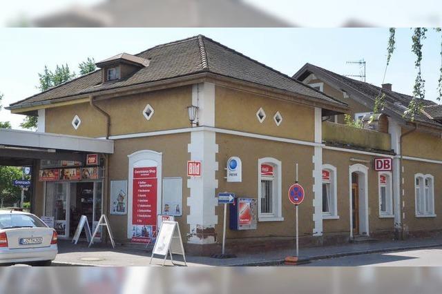 Grenzacher Bahnhof im Angebot