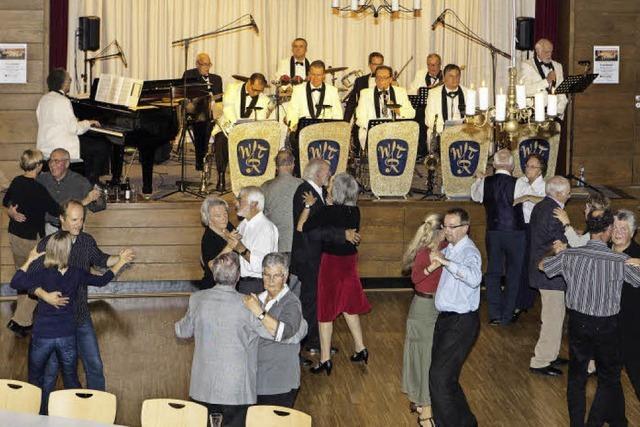 Kolpingfamilie bat zum Tanz