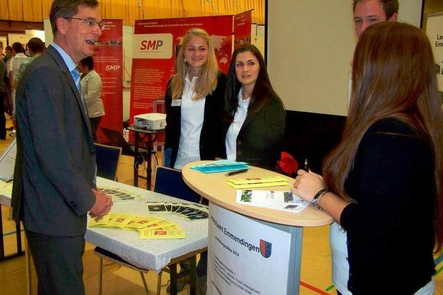 Jobstartbörse in Waldkirch mit so viel Beteiligung wie nie