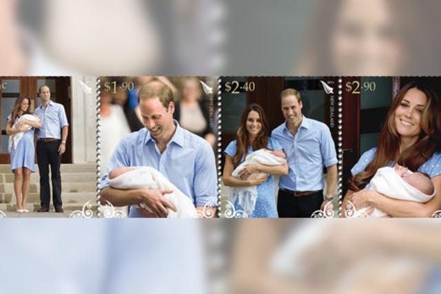 Prinz George wird getauft - ohne Öffentlichkeit