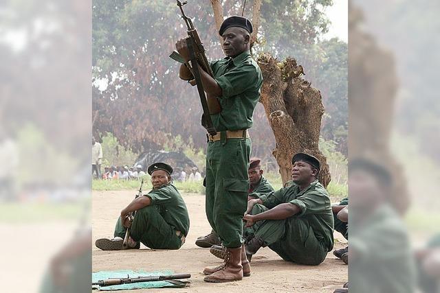 Friedensvertrag in Mosambik aufgekündigt