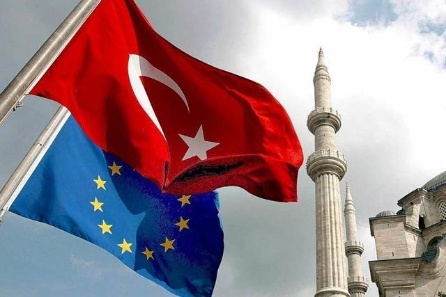 EU und Türkei verhandeln wieder über den Beitritt