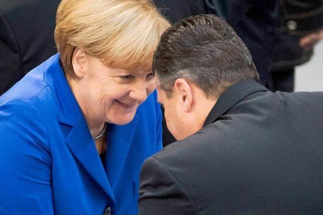 Vom Geldausgeben ist in Berlin viel die Rede