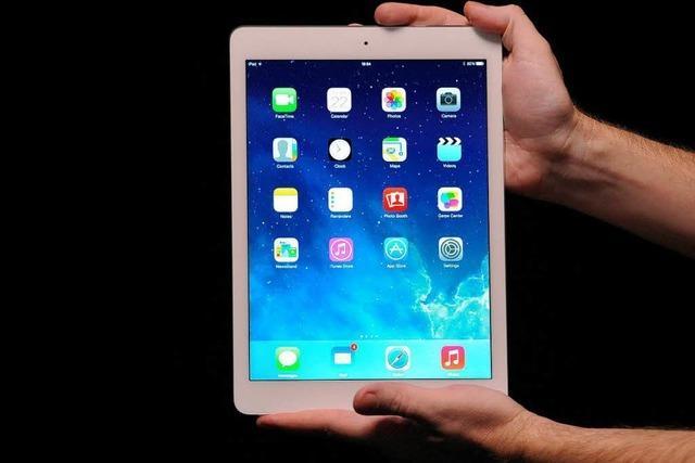 Schärfer, leichter, schneller: Apples neues iPad