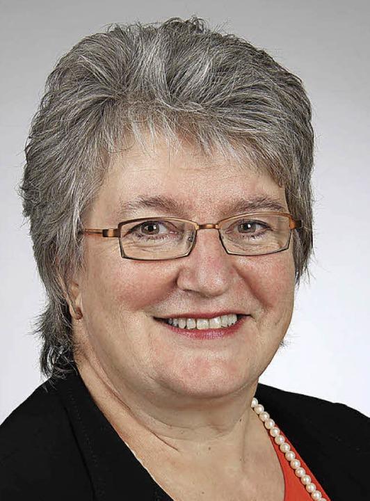 Gabriele Schmidt, Bundestagsabgeordnete (CDU) seit dem 22. Oktober 2013.   | Foto: Zettig/Photo Conrads