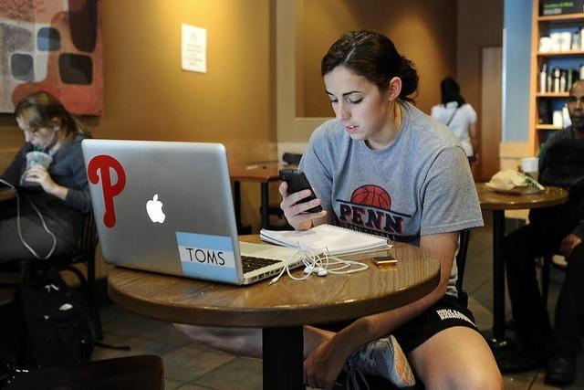 Der digitale Student