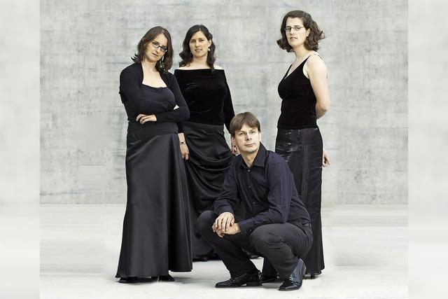 Sonos-Quartett in Blansingen