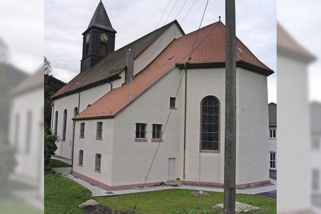 Yacher Kirche ist renoviert