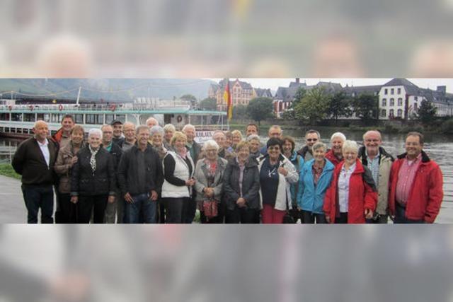 Idar-Oberstein, Bernkastel-Kues, Trier...