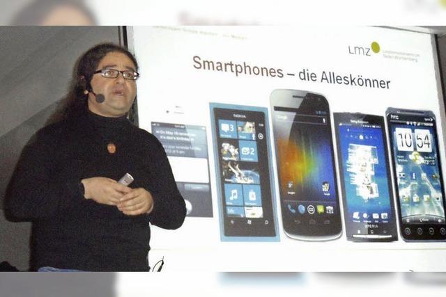 Smartphone – mobiler Alleskönner?