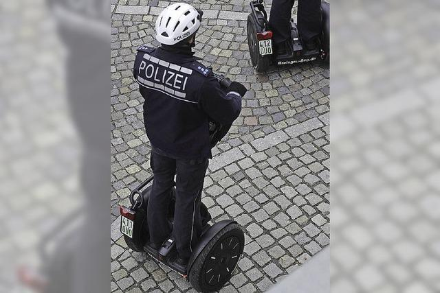 Für die Bürger soll sich mit der Polizeireform 2014 nichts ändern – sagt die Polizei