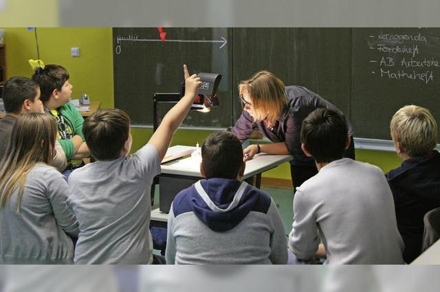 Klassen heißen Lerngruppen und Hausaufgaben sind passé