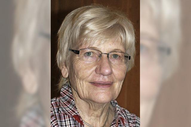 Anita Tröndle führt Altenwerk